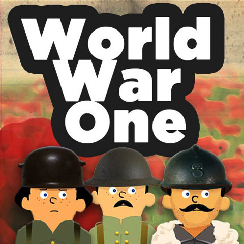 ww1 for kids ipad