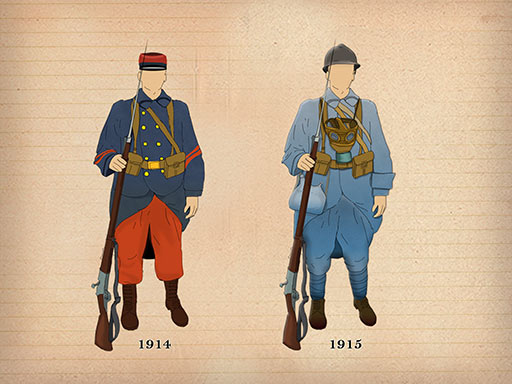 History Apps - WW1 timeline for kids