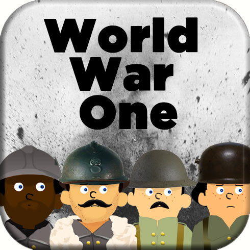 World WAR ONE FOR KIDS